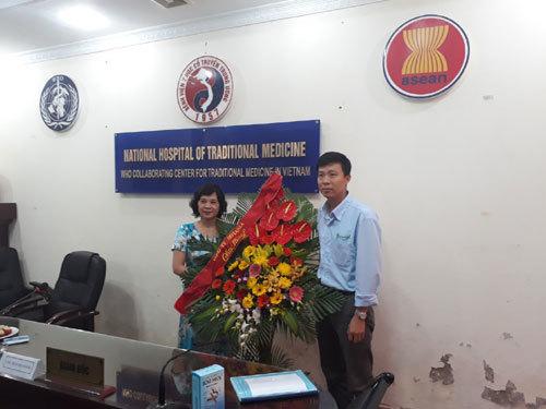 BSCKII Trương Thị Xuân Hòa - Chủ nhiệm đề tài