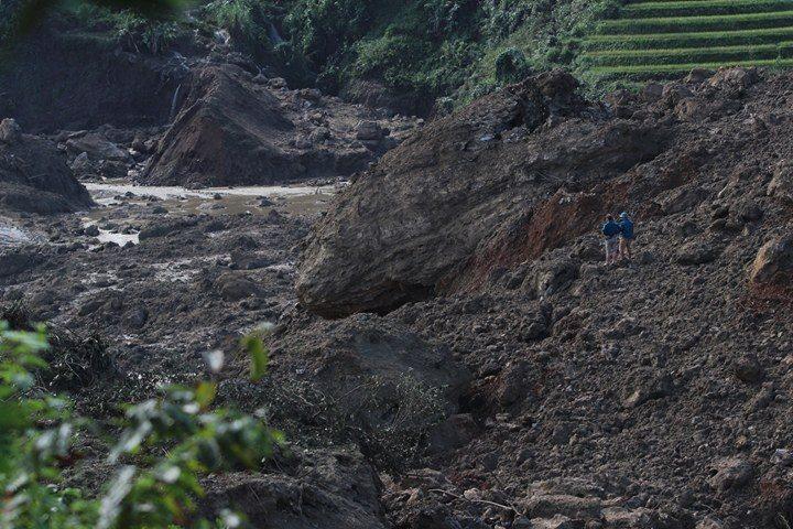 sạt lở, Hoà Bình, mưa lũ lịch sử, lũ lụt, ngập lụt