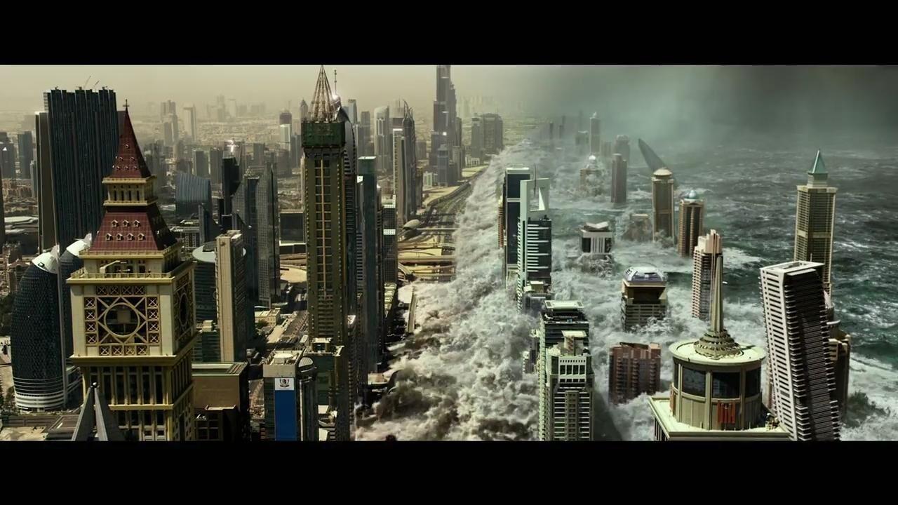 Những hình ảnh đáng sợ trong phim thảm họa Siêu Bão Địa Cầu - ảnh 2
