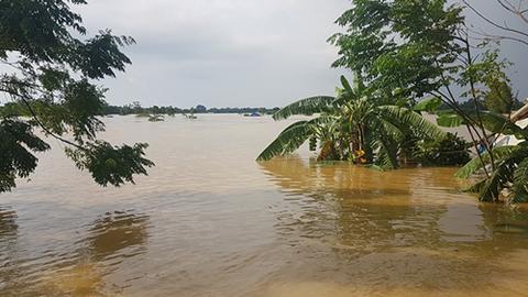 lũ lụt tại Chương Mỹ