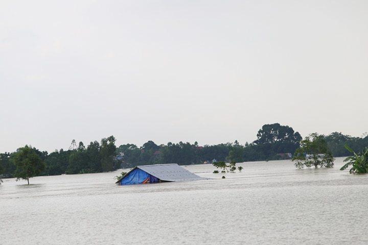 mưa lũ lịch sử, ngập lụt, lũ lụt, sạt lở, thiên tai, mưa lũ