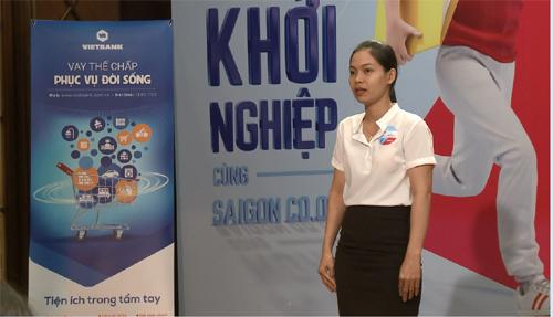 Những thí sinh ấn tượng trong '1 tỷ khởi nghiệp cùng Saigon Co.op' - ảnh 1