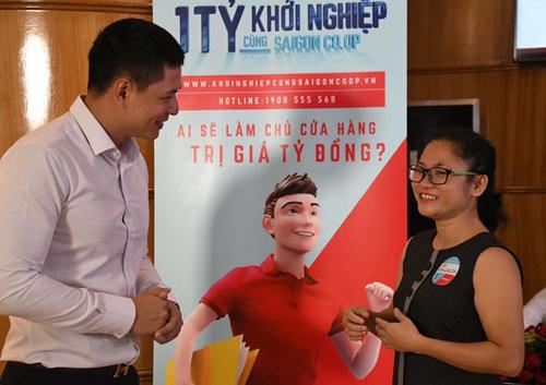 Những thí sinh ấn tượng trong '1 tỷ khởi nghiệp cùng Saigon Co.op' - ảnh 3
