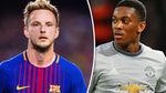 Barca gạ đổi Rakitic lấy Martial, Arsenal bán gấp Ozil