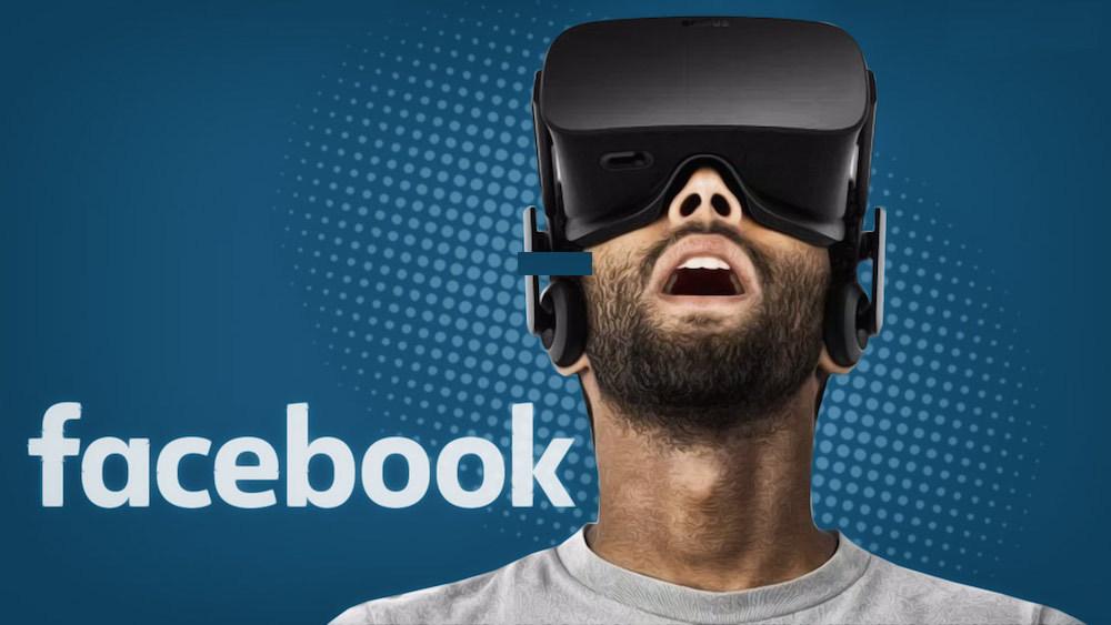 Facebook, Mạng xã hội, VR