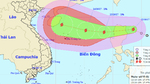 Áp thấp mạnh thành bão, có thể đổ bộ Nghệ An-Quảng Trị
