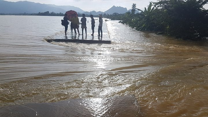 vỡ đê,lũ lụt,lũ lụt ở Hà Nội,mưa lũ,ngập lụt ở Hà Nội