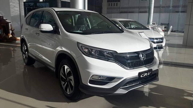 ô tô Honda, ô tô giảm giá, Giá ô tô, Honda CR-V, ô tô Nhật, Thị trường ô tô
