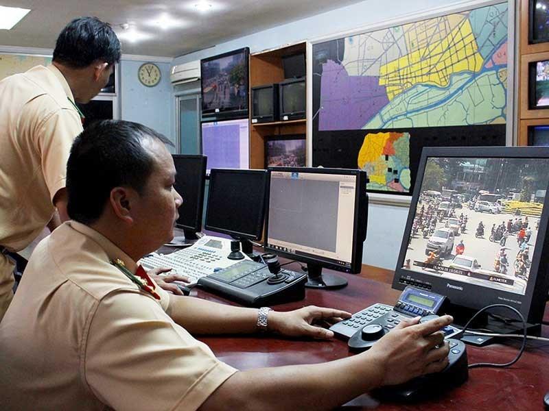 xử phạt, vi phạm giao thông, CSGT, cảnh sát giao thông, phạt nguội