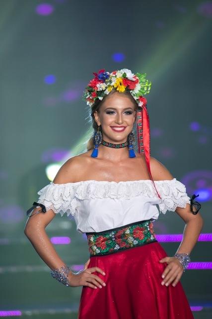 Hoa hậu Hòa bình thế giới 2017,Á hậu Huyền My