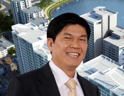 Điểm danh 5 doanh nhân giàu nhất sàn chứng khoán - ảnh 4