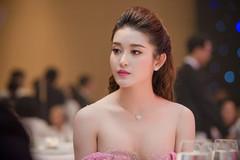 Huyền My dẫn đầu bình chọn Miss Grand International