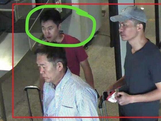 Đoàn Thị Hương, Kim Jong Nam, Kim Jong Nam bị giết, anh trai Kim Jong Un
