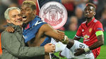 Pogba tái xuất thần kỳ, Mourinho mừng ra mặt