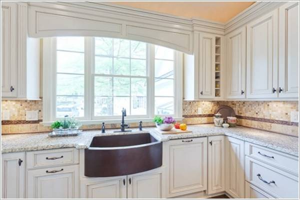 phòng bếp, mẫu phòng bếp hiện đại, nội thất, kiến trúc