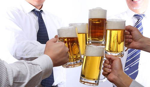 Bí kíp cải thiện viêm đại tràng khi uống rượu bia