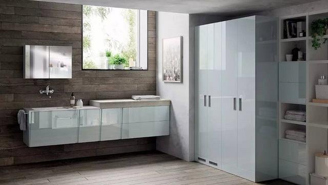 Đầy đủ tiện nghi và hiện đại, đây đích thị là 12 thiết kế nội thất cho nhà tắm ai cũng ao ước