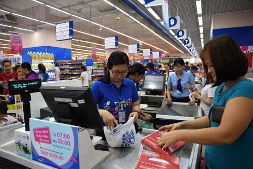 Tây Ninh sắp khai trương siêu thị Co.opmart thứ ba - ảnh 2