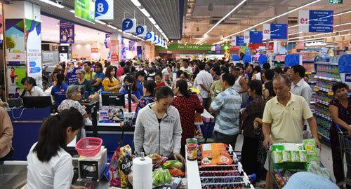 Tây Ninh sắp khai trương siêu thị Co.opmart thứ ba - ảnh 1