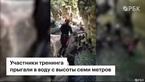 Xem các lãnh đạo Nga được đào tạo như chiến binh