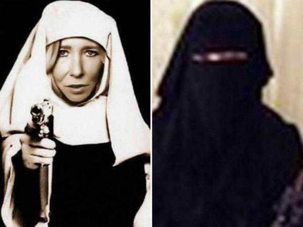 Tổ chức Nhà nước Hồi giáo tự xưng, IS, góa phụ trắng