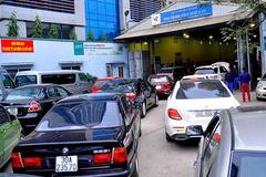 Làm sao biết xe bị phạt nguội trước khi đăng kiểm?