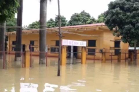 lũ lụt Hà Tĩnh