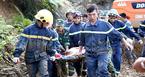 Sạt lở ở Hòa Bình: Nạn nhân thứ 10 nằm dưới tảng đá lớn