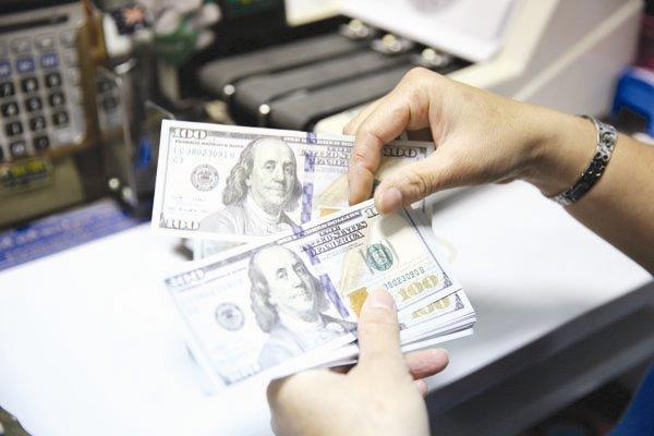 ngoại tệ, gửi tiền ngân hàng, lãi suất, ngân hàng