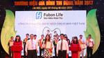 Fubon Life VN giành giải Thương hiệu Gia đình Tin dùng 2017
