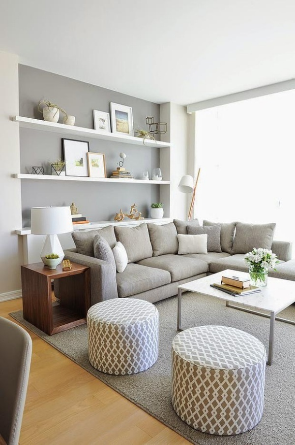phòng khách, mùa thu, thiết kế, trang trí nhà
