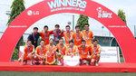 LG MultiV Cup 2017: giải bóng phong trào, tổ chức chuyên nghiệp