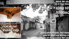 Chính thức thanh tra việc cổ phần hoá Hãng phim truyện Việt Nam