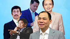50 người Việt giàu nhất sàn chứng khoán có bao nhiêu tài sản?