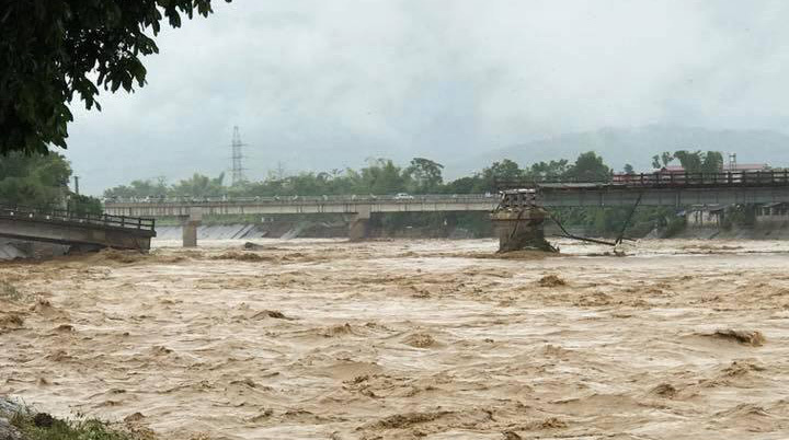 Lũ lụt, lũ lụt ở Yên Bái, mưa lũ, ngập lụt ở Yên Bái, Đinh Hữu Dư
