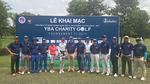 Hơn 300 triệu tiền học bổng từ giải golf từ thiện DN trẻ TP.HCM