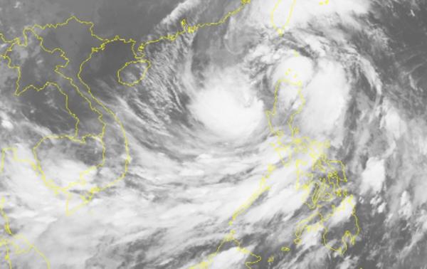 Dự báo thời tiết,bão số 11,cơn bão số 11,tin bão mới nhất,tin bão,bão Khanun