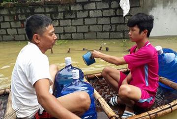 Vỡ đê Chương Mỹ: Cảnh sống khó tin của người Hà Nội