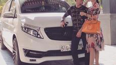 Đại gia Minh Nhựa tặng vợ ô tô 4 tỷ đồng