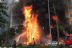 Kết luận điều tra vụ cháy quán karaoke ở HN làm 13 người chết