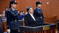 Lộ diện nữ quan tham số một Trung Quốc