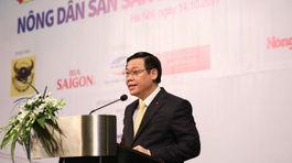 Phó Thủ tướng Vương Đình Huệ: Nông nghiệp 4.0 xu thế tất yếu