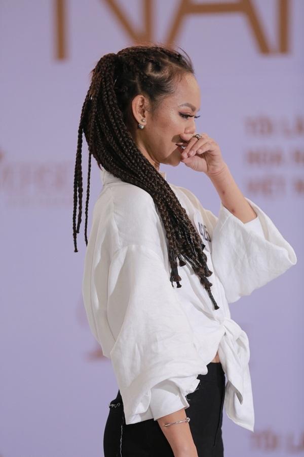 Sự thật về tin Phạm Hương yêu cầu loại Mai Ngô khỏi Hoa hậu Hoàn vũ