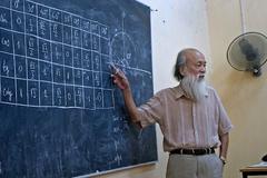 Bài toán gốc của thầy Văn Như Cương tại Olympic Toán quốc tế