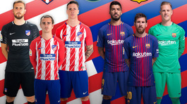 Link xem trực tiếp Atletico vs Barca, 1h45 ngày 15-10