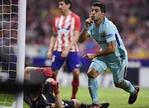 Atletico vs Barca