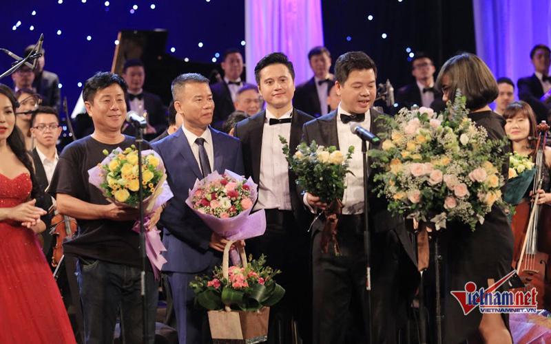 Đăng Dương, Trọng Tấn, Việt Hoàn