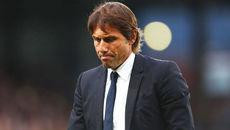 Chelsea thua vỡ mặt, Conte đổ lỗi do thiếu quân