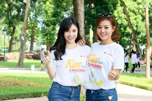 Phan Hương, Thanh Bi, Mai Thỏ