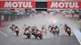 "Andrea Dovizioso vô địch MotoGP Motegi sau trận ""thủy chiến"""